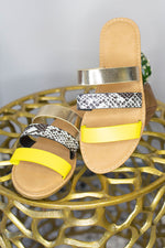 By The Shore Sandal