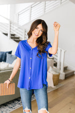 Button-down Comfort In Blue