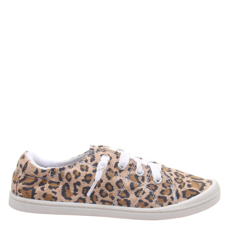 MADELINE GIRL - JELLY BEAN in LEOPARD PRINT Sneakers