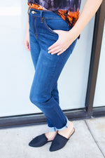 Extra Stretchy Dark Wash Denim Jeans