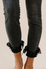 Turn Up The Heat Black Jeans - Amaranth Collection
