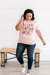 Wife Mom Boss Graphic Tee