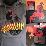 Brooklyn water tower hoodie