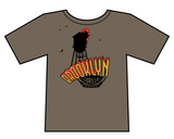 Brooklyn water tower tee