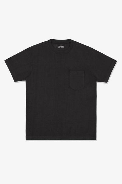 Lady White Co Balta Pocket T-Shirt Black
