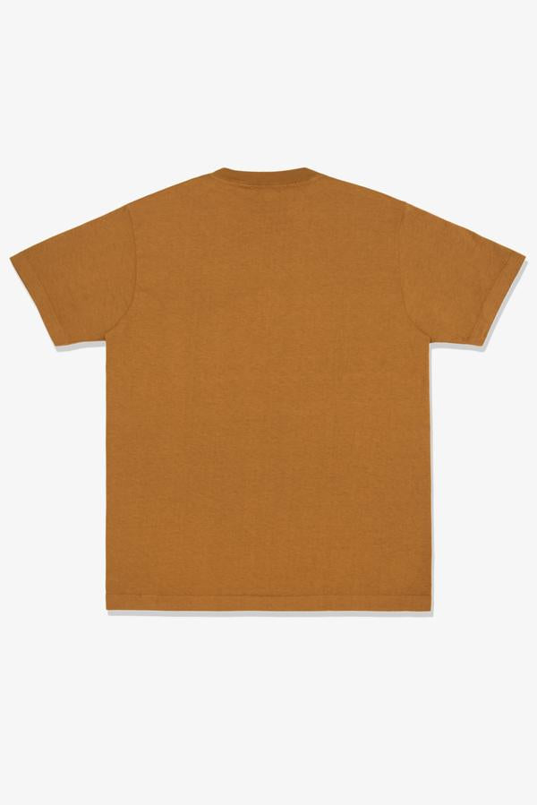 Lady White Co Balta Pocket T-Shirt Tobacco