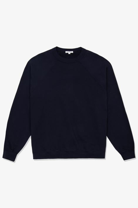 Lady White Co Jacob Sweatshirt Navy