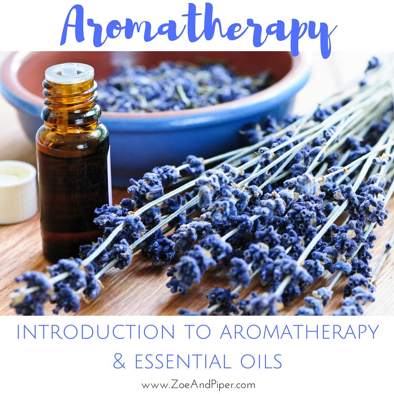 Introduction to Aromatherapy and Essential Oils