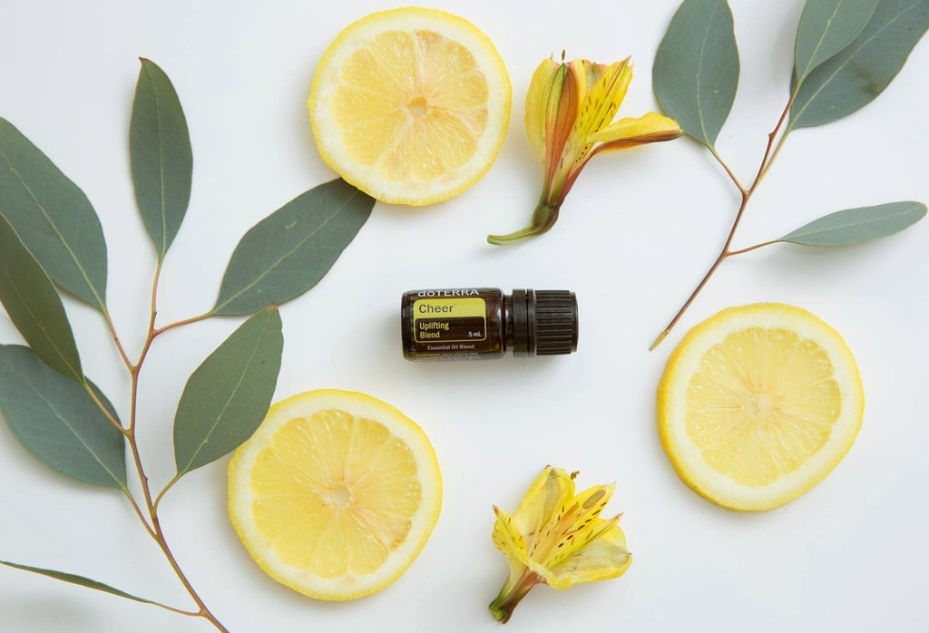 Ring in Spring with dōTERRA Cheer Uplifting Blend