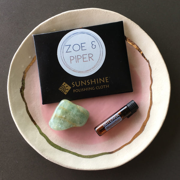 Essential Oils at Zoe and Piper