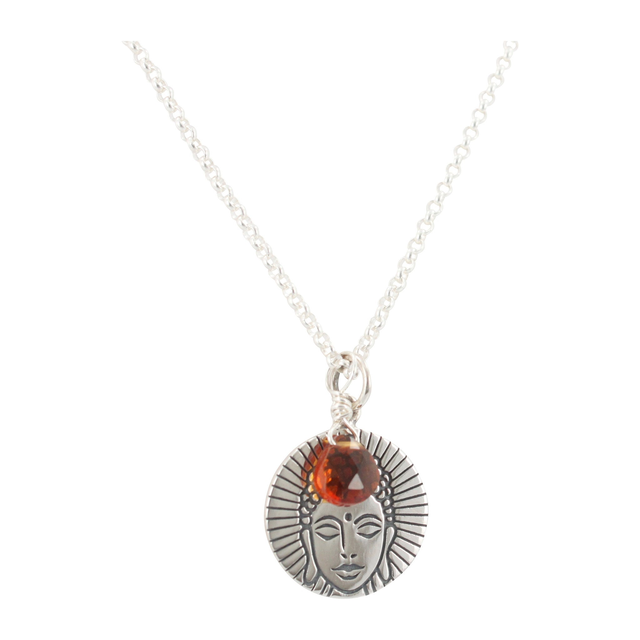 necklace jewelry products gemstone michaels sheva carnelian orbiter designer jan