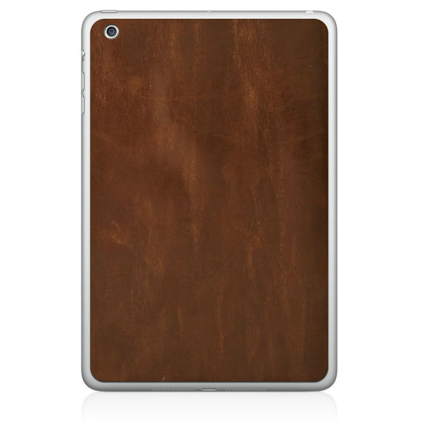 Auburn iPad Mini Leather Skin