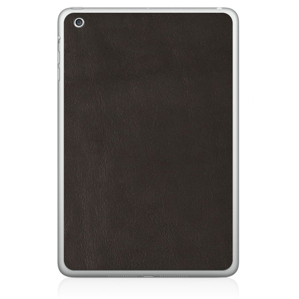 Black iPad Mini Leather Skin