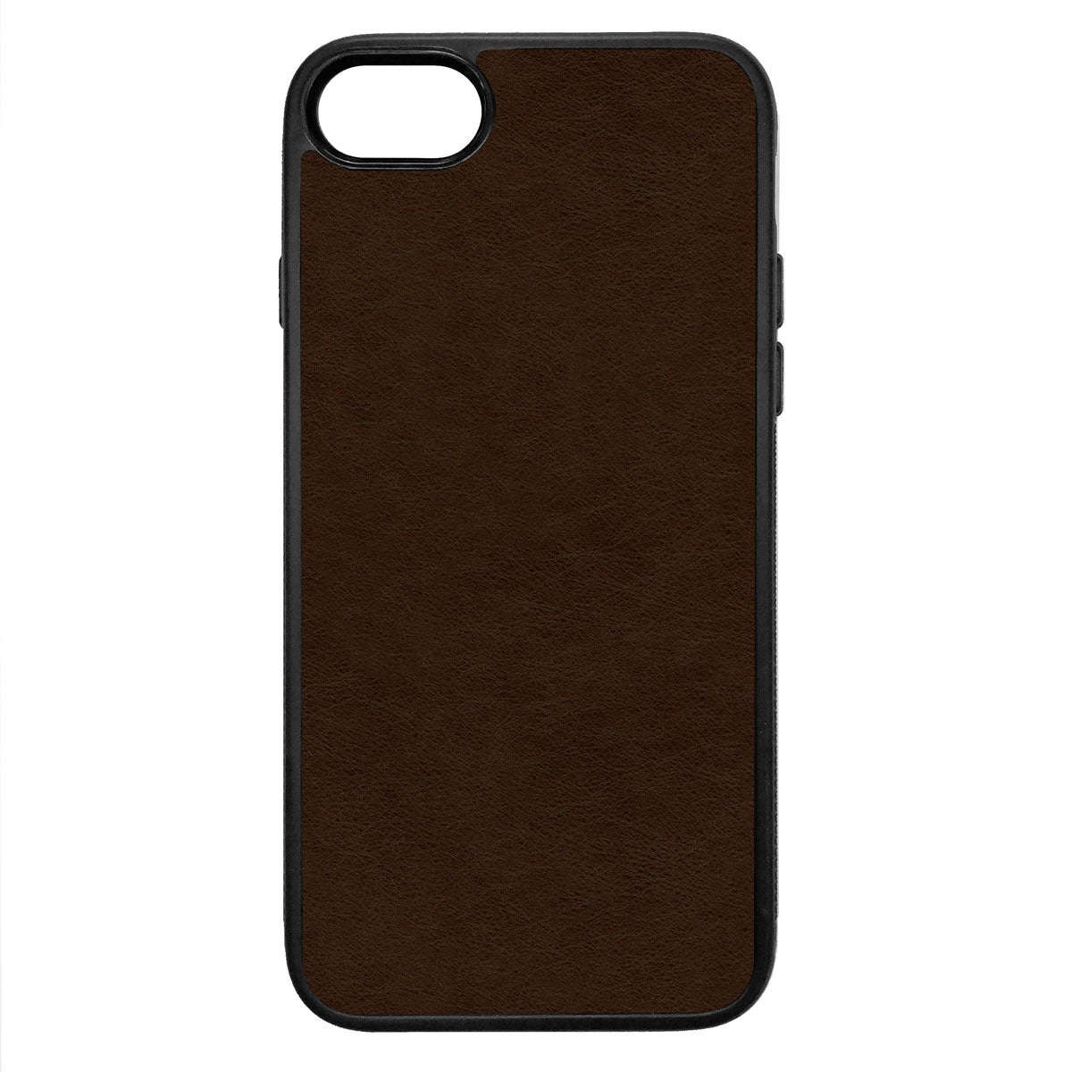 Espresso iPhone 8 Leather Case