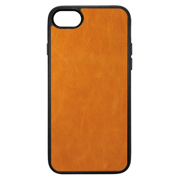 Tan iPhone 8 Leather Case