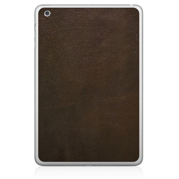 Espresso iPad Mini Leather Skin