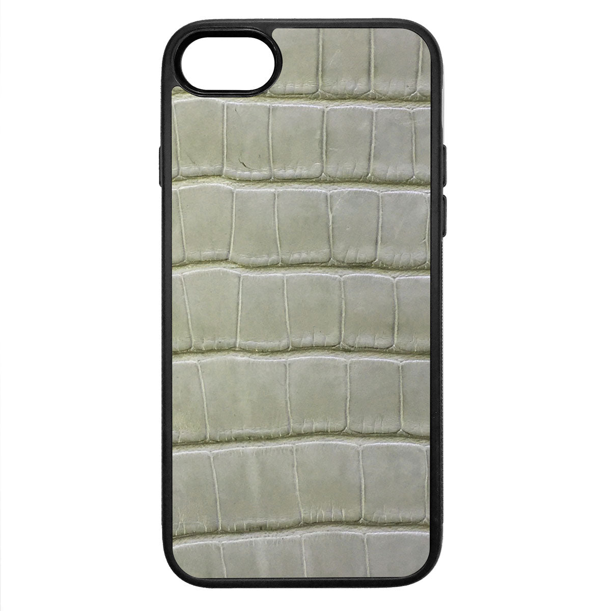 Laurel Green Alligator iPhone 7 Leather Case