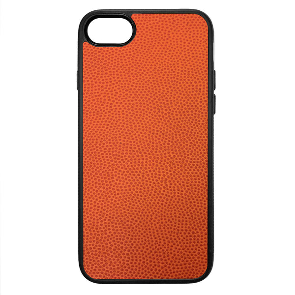 Horween Basketball iPhone 8 Leather Case