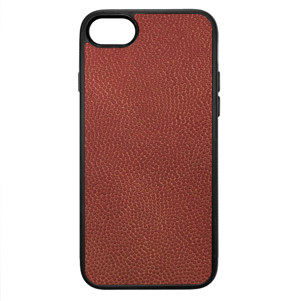 Horween Football iPhone 8 Leather Case