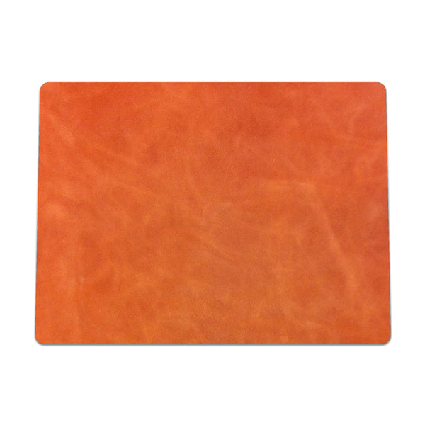 Brandy Leather Mouse Pad