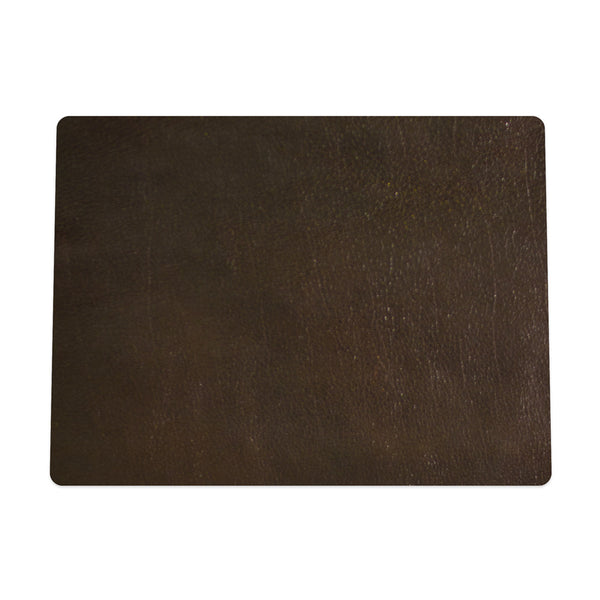 Espresso Leather Mouse Pad