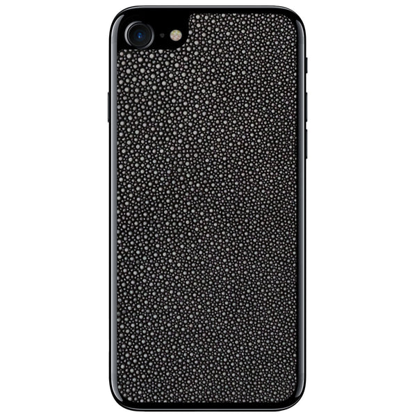 Polished Stingray iPhone 7 Leather Skin
