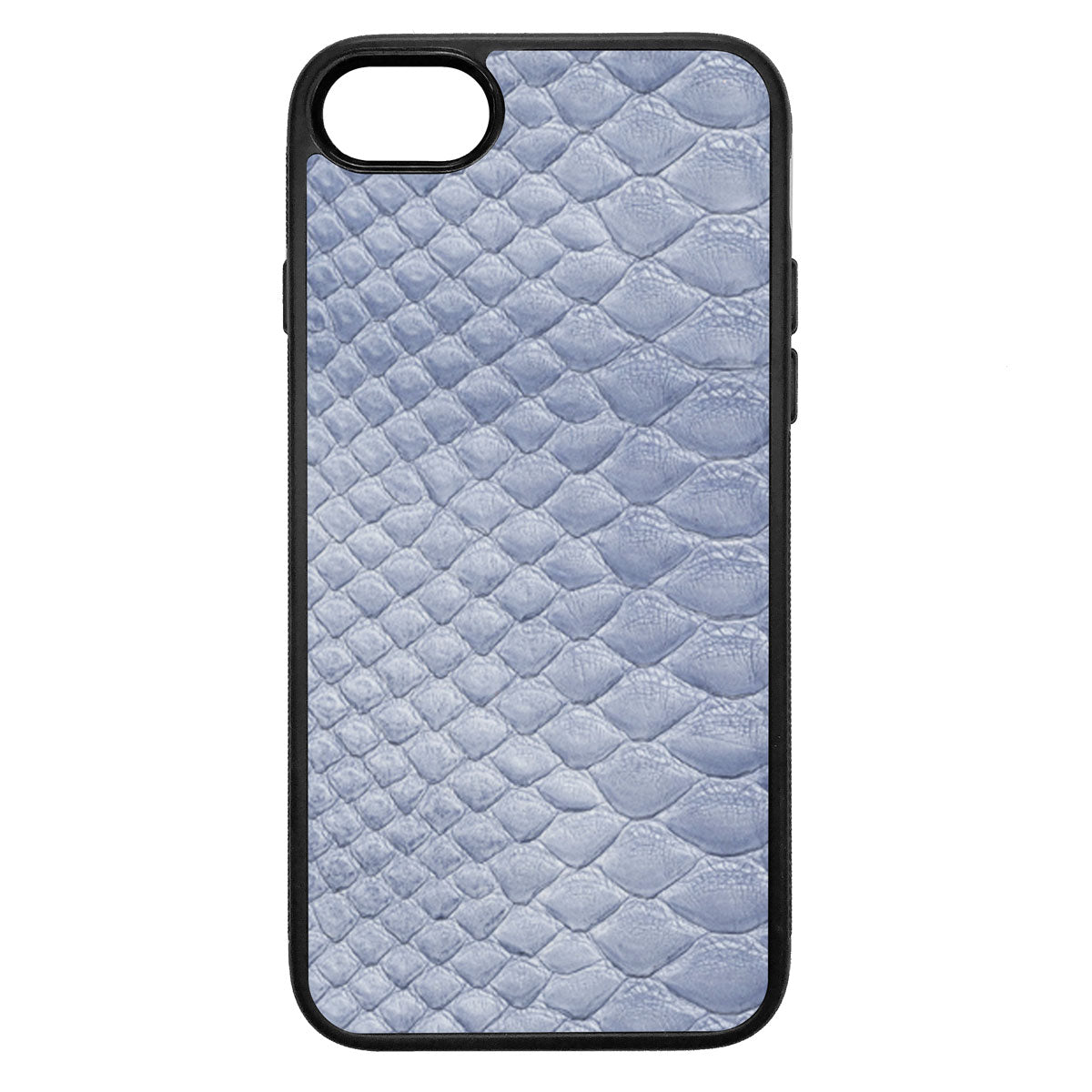 Sea Python Back iPhone 7 Leather Case