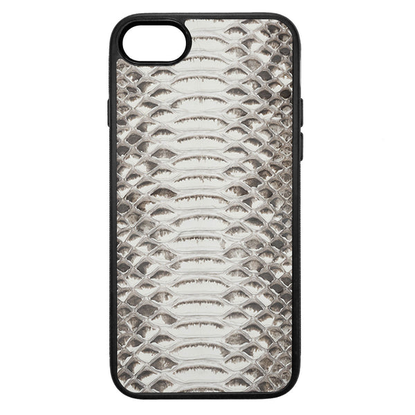 Python iPhone 8 Leather Case