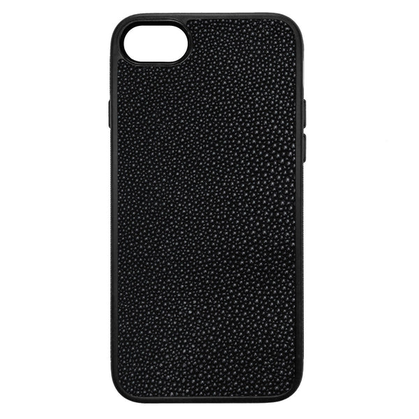 Stingray iPhone 8 Leather Case