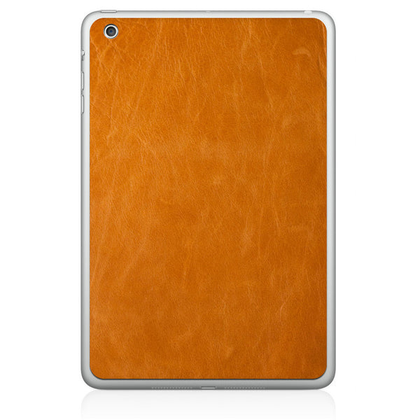 Tan iPad Pro Leather Skin