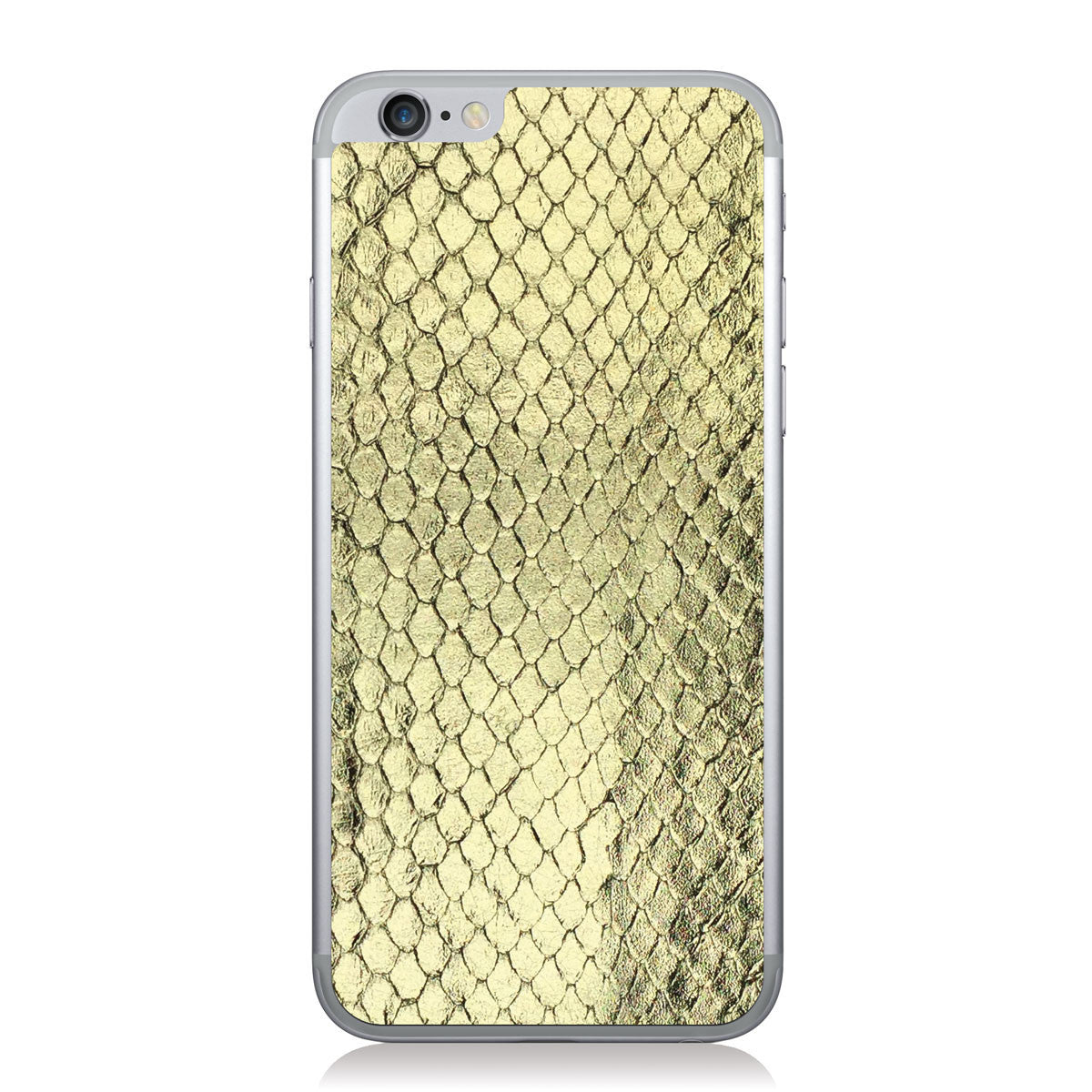 Gold Foil Anaconda iPhone 6/6s Leather Skin