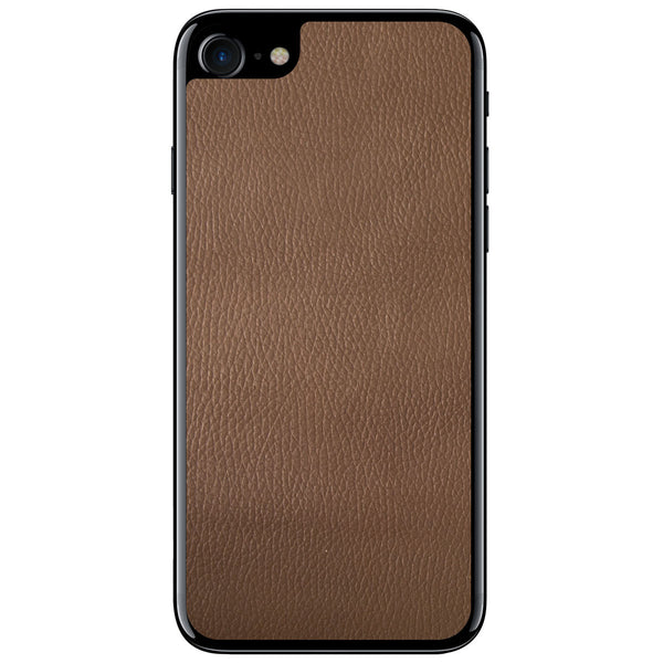 Auburn iPhone 8 Leather Skin