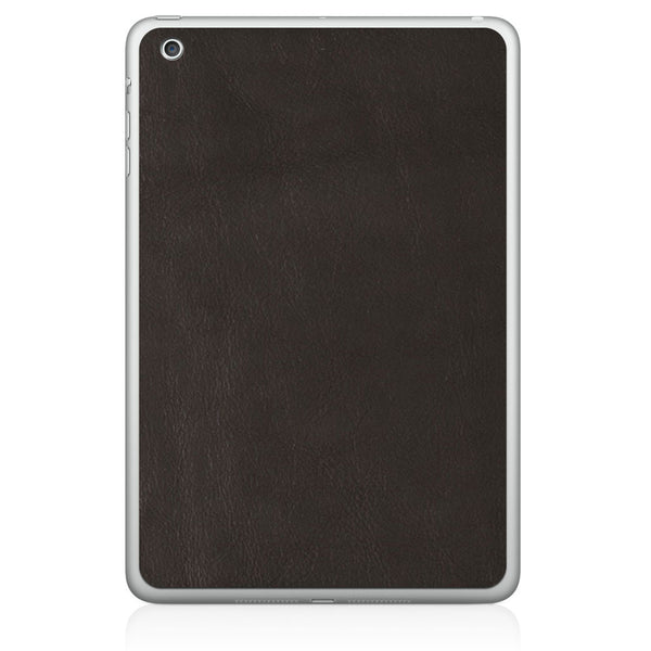 Black iPad Air Leather Skin
