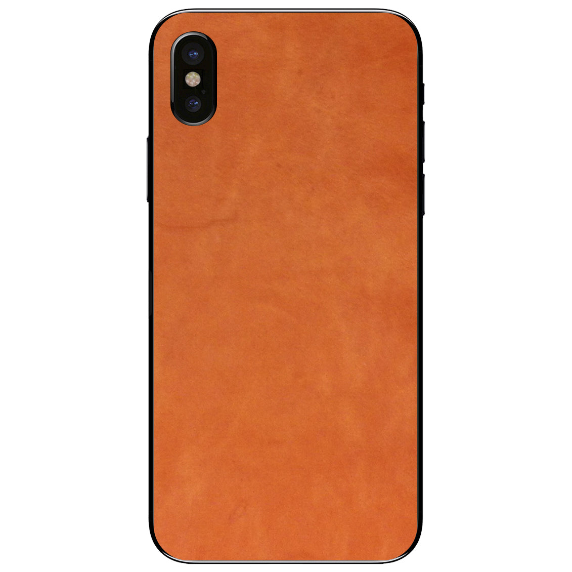 Brandy iPhone XS Leather Skin