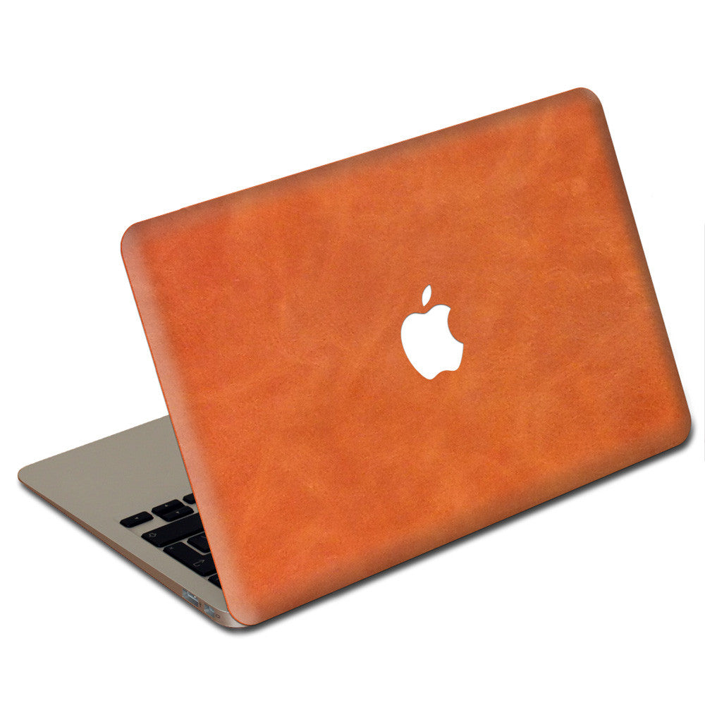 Brandy MacBook Leather Cover