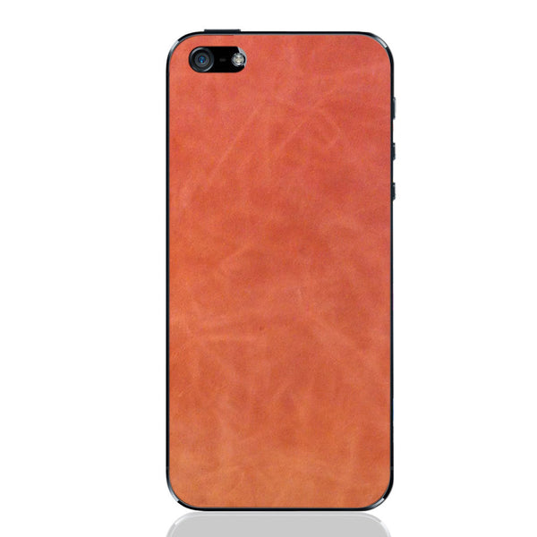 Brandy iPhone 5 - 5S - SE Leather Skin
