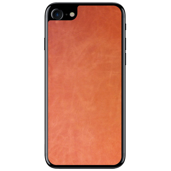 Brandy iPhone 8 Leather Skin