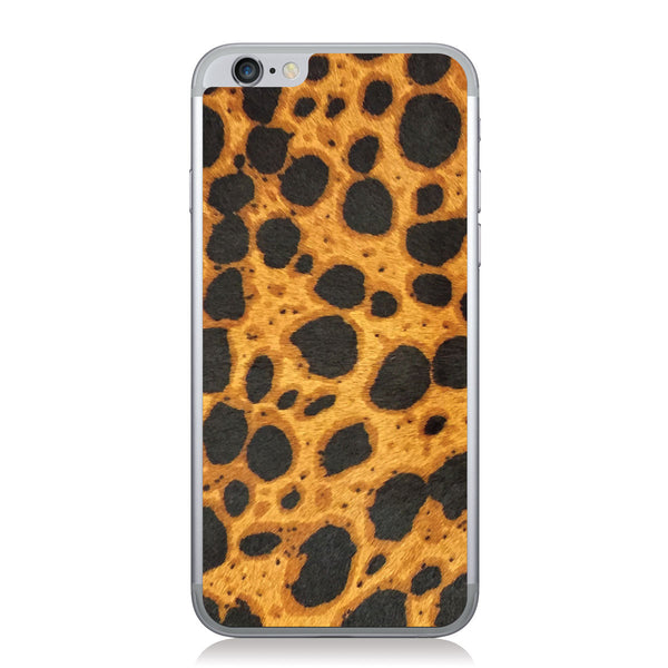 Cheetah Print Pony iPhone 6/6s Leather Skin