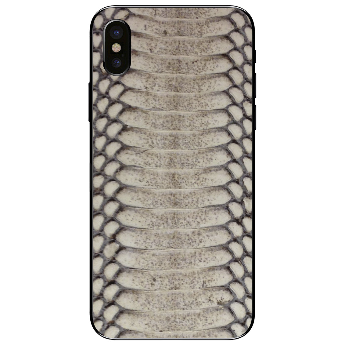 Cobra iPhone X Leather Skin