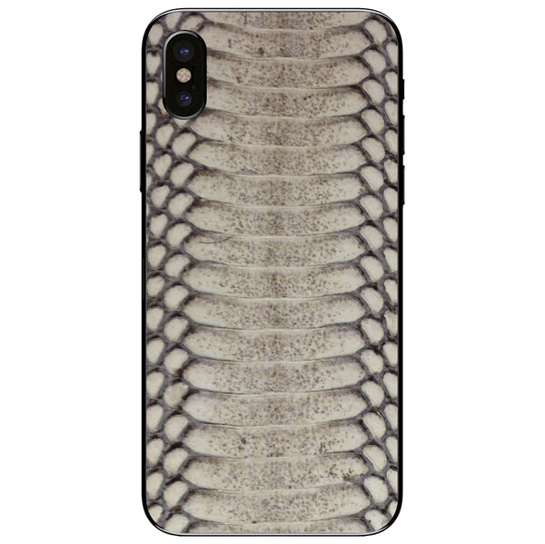 Cobra iPhone XS Leather Skin