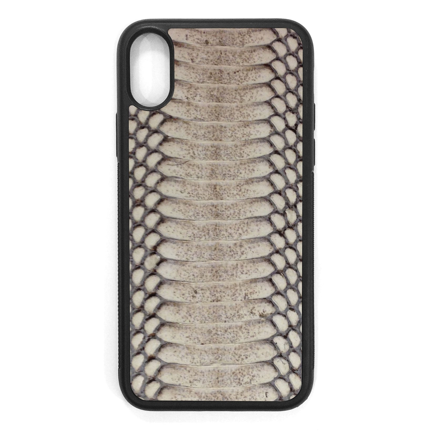 Cobra iPhone X Leather Case