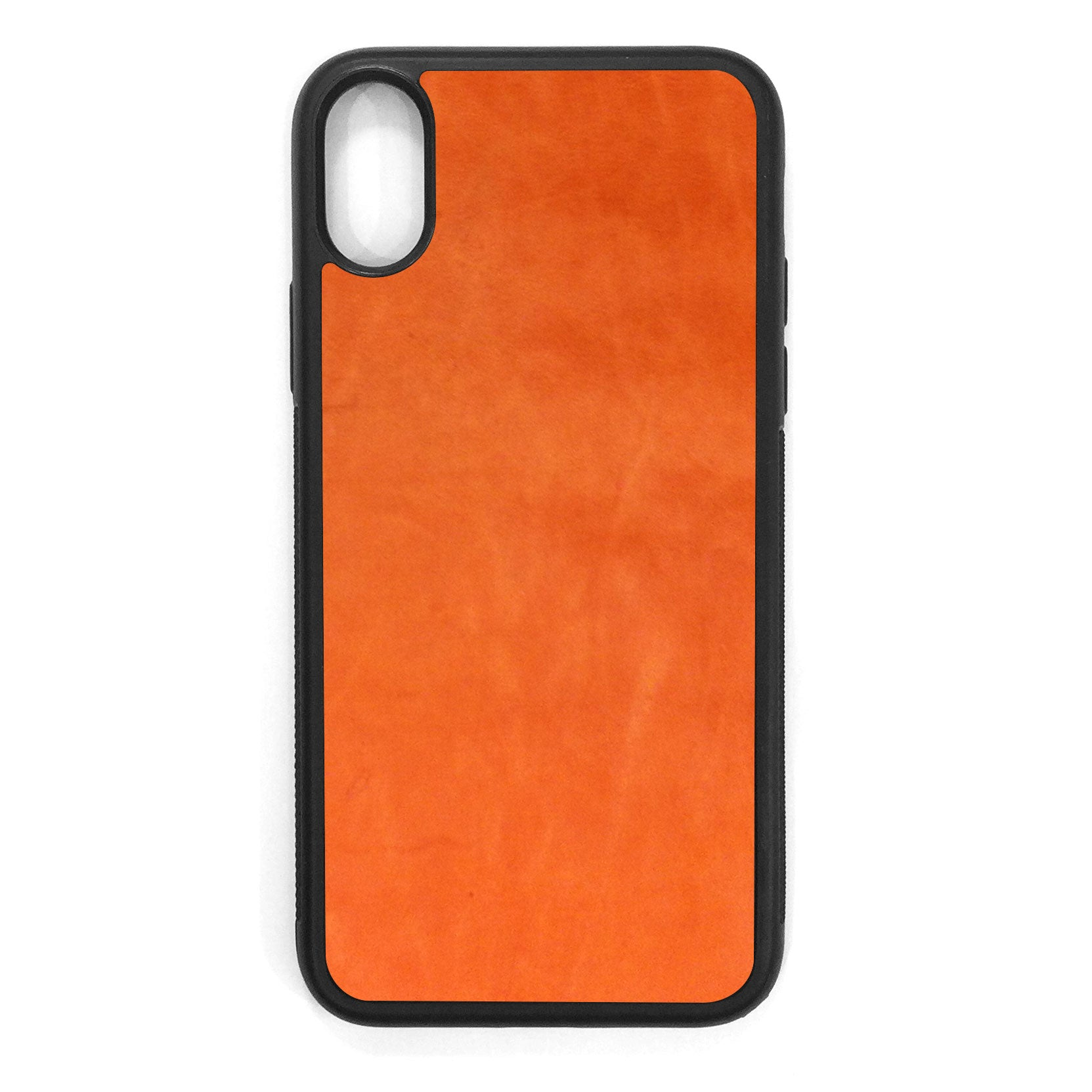 Brandy iPhone XS Leather Case