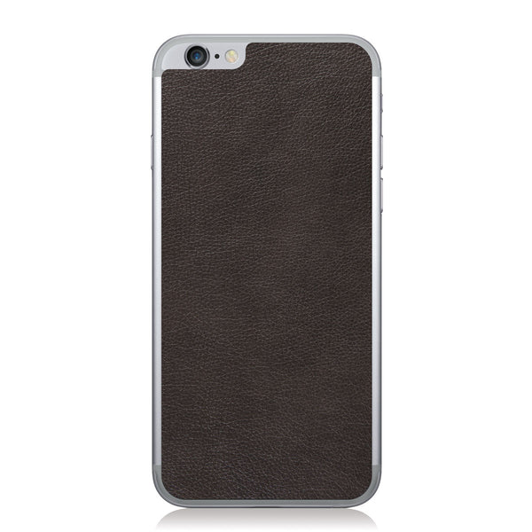 Espresso iPhone 6/6s Leather Skin
