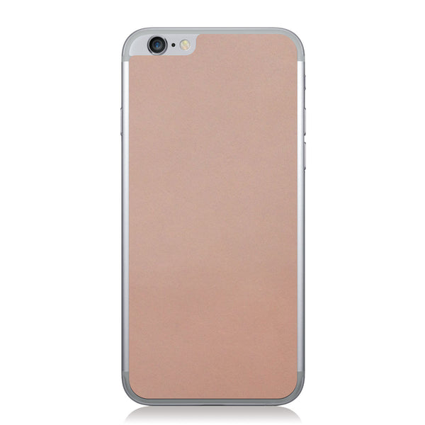 Natural iPhone 6/6s Leather Skin
