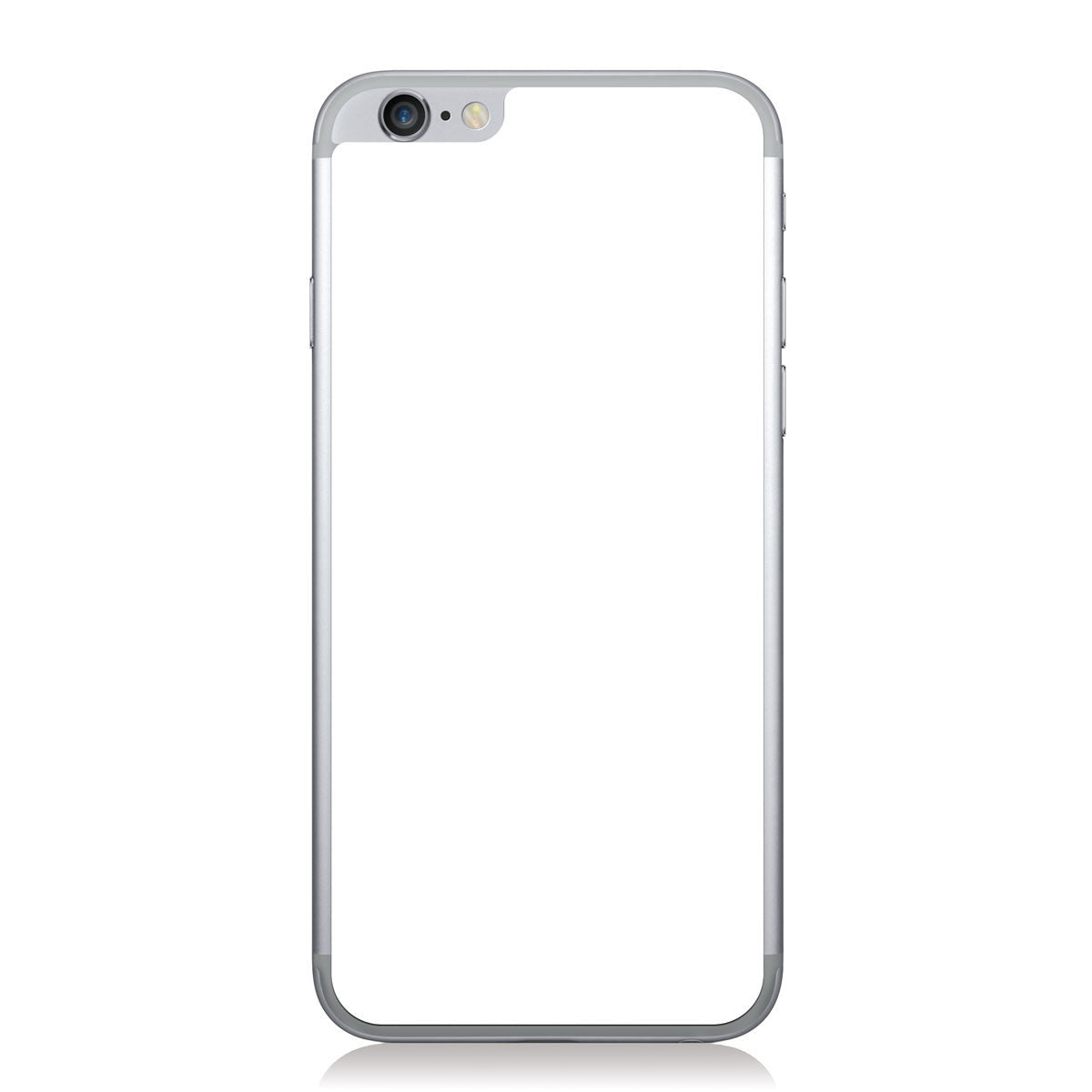 White iPhone 6/6s Leather Skin