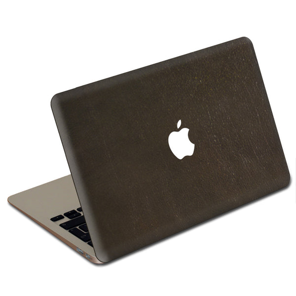 Espresso MacBook Leather Cover