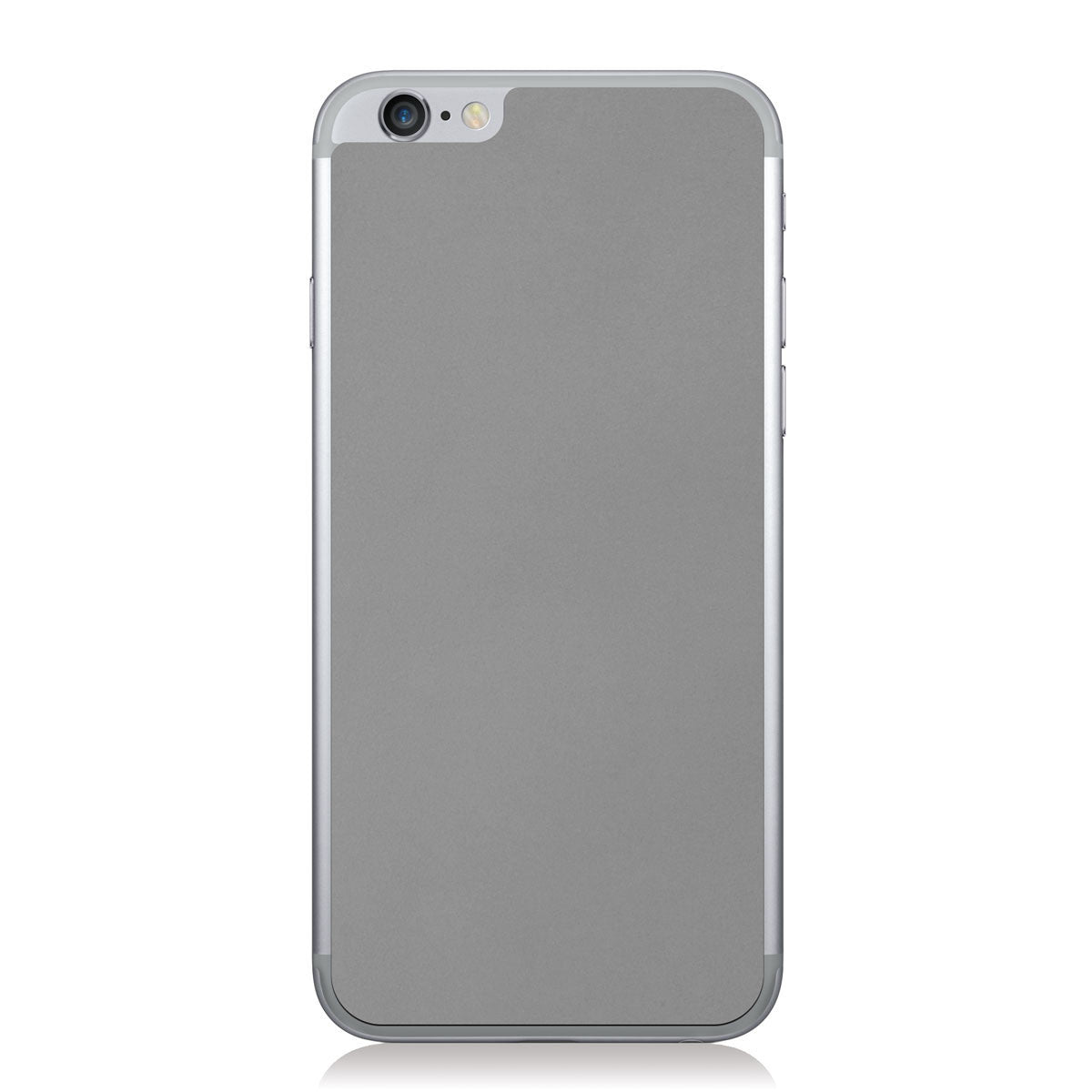 Gray iPhone 6/6s Leather Skin