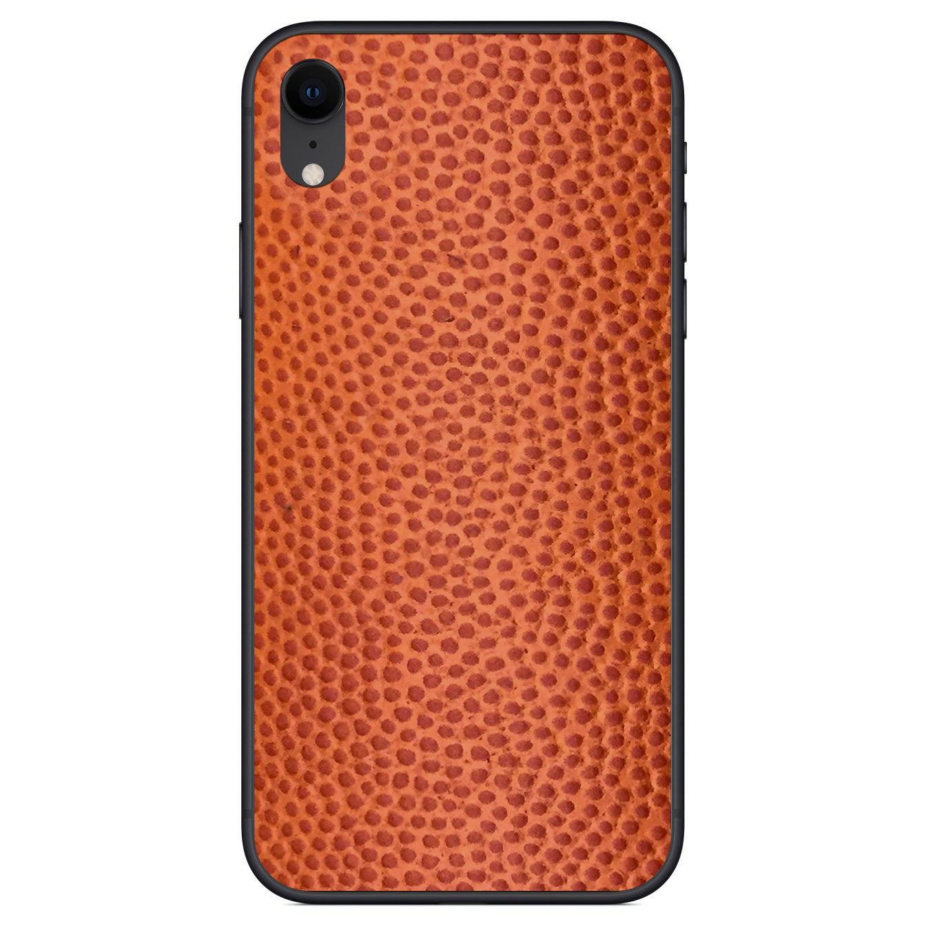 Horween Basketball iPhone XR Leather Skin