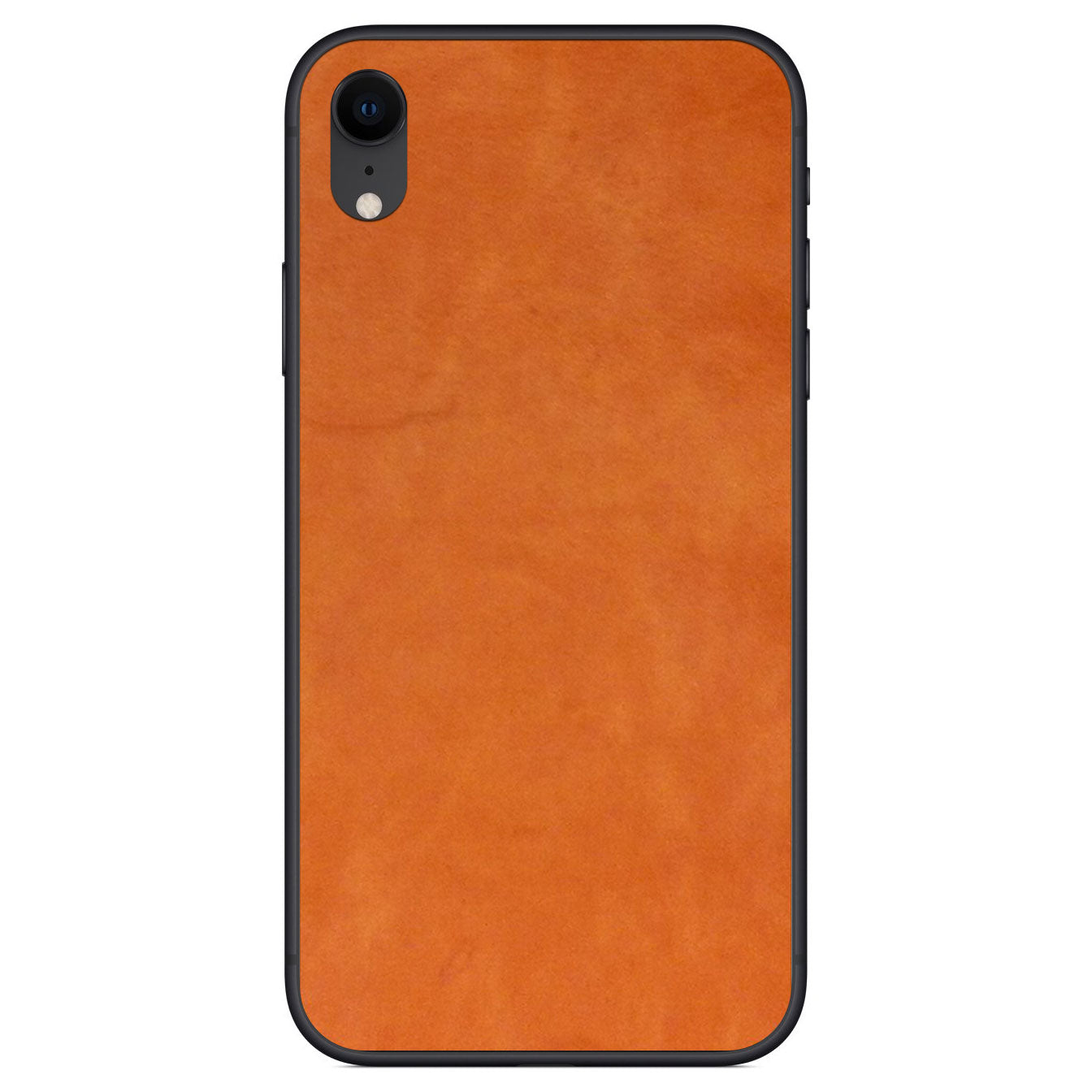 Brandy iPhone XR Leather Skin