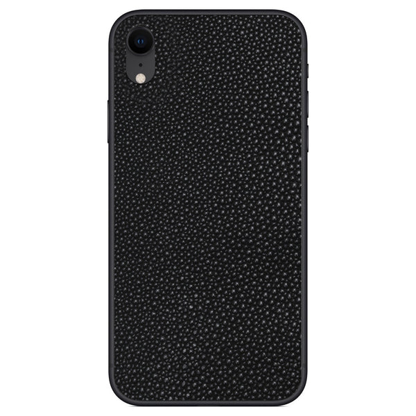 Stingray iPhone XR Leather Skin